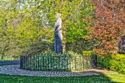 people's gardens - smcd statue - william murphy